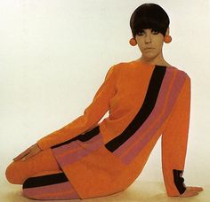 Wow....60's fashion was somethin' else!