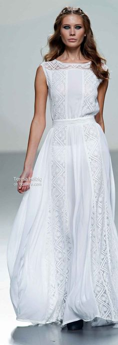 Teresa Helbig Spring 2014. It's cute but what can girls do to prevent see thru? Mark D