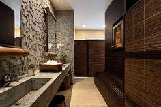 Bathroom - asian - bathroom - other metro - Eduarda Correa Arquitetura & Interiores