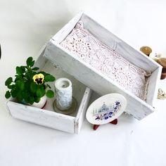 Ящики для хранения приятностей / Boxes for keeping your home cozy 20 USD