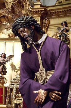 El Señor del Gran Poder de Sevilla...