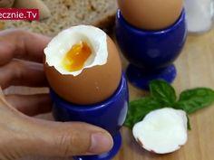 Jak ugotować idealne jajka na miękko? Ten sposób naprawdę działa!  #Gotowanie #Kuchnia #Food #Egg #Jajka