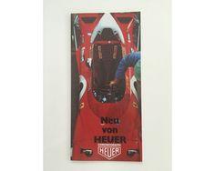 Heuer Katalog 1973, Carrera, Monaco, Autavia  | eBay