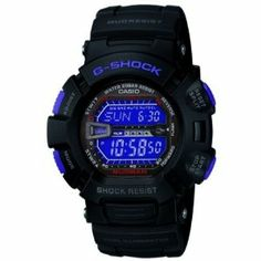 Casio G-Shock Mudman (Only 500 in the UK!) Casio. $107.37. 200 Meters Water Resistant. Alarm. World Time. 2 Chronographs. Countdown Timer
