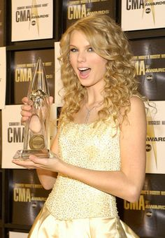 Taylor Swift - 41st Annual Academy Of Country Music Awards 2007 - November 08, 2007. | taylor_cma | by mattpart2