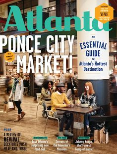 In our Ponce City Market Handbook, find food hall faves, shopping tips, and sneak peeks into the upper floors of the development transforming Atlanta's east side.