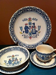 Johnson Brothers Hearts & Flowers Four 5Piece Place by 4Good4Good, $99.00