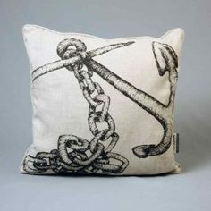 cream-cornwall-nautical-coastal-anchor-cushion-black-natural