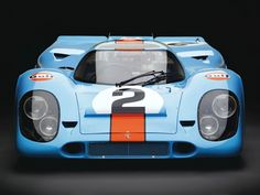 Entry 1) Drive THE MONSTER. A Porsche 917. The baddest race car ever made. 1100hp flat 12 cylinder, 240 mph, 0-60 in 2 seconds.....not to mention beautiful.