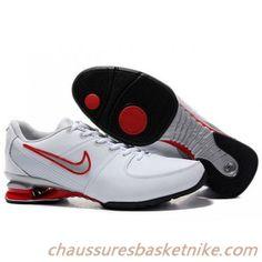 watch b13da 023ac Nike Shox R2 9022 Chaussures Blanc Rouge Original Air Jordans, Nike Air Max,  Nike