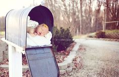 Mailbox baby
