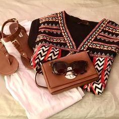Selling this Ranna Gill for Anthropologie Chevron Top on Poshmark! My username is: ceelizabeth. #shopmycloset #poshmark #fashion #shopping #style #forsale #Anthropologie #Tops