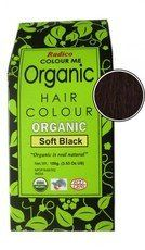 Radico ORGANIC Hair Colour - Soft Black