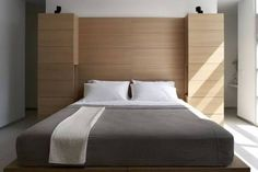 built in bedhead design - Google Search