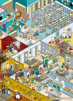 IKEA - Families & Apartments Advertising Campaign on Behance