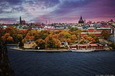 """According to The Huffington Post, """"20 Stunning European Cities To Visit In Your 20s"""". Well, I beg to differ - simply put, """"20 Stunning European Cities To Visit"""". Here, Stockholm, Sweden."""