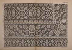 Gallery.ru / Фото #72 - Musterbucher altitalienischer Leinen Stickerei 1881 - shtushakutusha