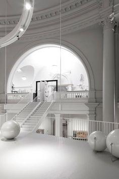 Victoria & Albert Museum por 6ª architects
