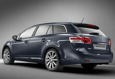 Avensis Toyota Specifications - http://autotras.com