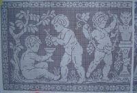 """Gallery.ru / natashakon - Альбом """"Filet Lace Patterns VII"""""""