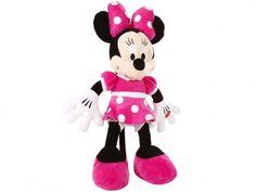 Boneca Minnie - Candide com as melhores condições você encontra no Magazine 01franklyn. Confira!
