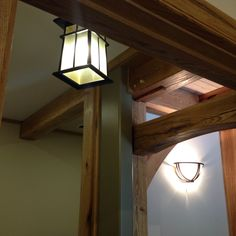 Part of our new office renovation at Homestead Timber Frames