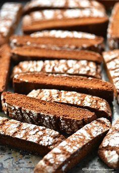 Homemade Gingerbread Biscotti Recipe