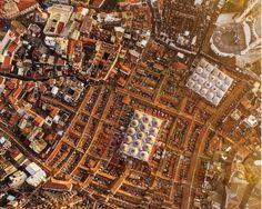 Η Κωνσταντινούπολη όπως δεν την έχετε ξαναδεί -Από ψηλά μοιάζει με ψηφιδωτό [εικόνες] | Κωνσταντινούπολη