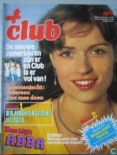 Dit was een super mooi tijdschrift waar ik als pubermeisje heel veel informatie uit kon halen.