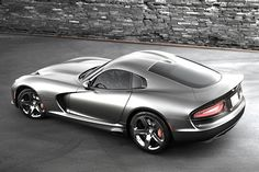 2014 DODGE VIPER SRT GTS – ANODIZED CARBON EDITION Limited 50 Editions of this Matte SRT Monster