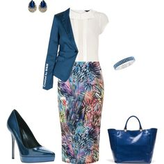 """~MEETING ACROSS TOWN~"" by marion-fashionista-diva-miller on Polyvore"
