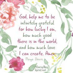 Today is precious. xo Get the app of uplifting wallpapers at ~ www.everydayspirit.net xo #prayer #gratitude #thankful