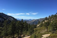 The San Gabriel Mountains are mainly known for two famous peaks in the Southern…