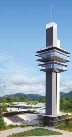 Canal de Panamá busca interesados en construir observatorio del Tercer Juego de Esclusas