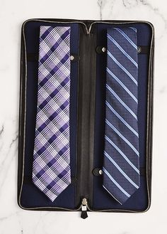 ENRO Performance Principle: #136. Find out the best ties to have in your collection year round.   #ENRO #ENROGuide #neckwear #ties #mensfashion #mensweardaily #closet #tiecollection #solidties #plaidties #stripeties