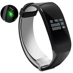 Mynike Fitness Tracker Heart Rate Monitor, Smart Bracelet Waterproof Swimming Sport Wristband, Smart band Pedometer Calorie Smart Watch for Apple IOS Android Smartphone, Camouflage Black - http://www.exercisejoy.com/mynike-fitness-tracker-heart-rate-monitor-smart-bracelet-waterproof-swimming-sport-wristband-smart-band-pedometer-calorie-smart-watch-for-apple-ios-android-smartphone-camouflage-black/fitness/
