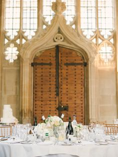 While she originally had her sights set on a NYC rooftop wedding, it was the beauty of Oxford, England that sent this bride's wedding plans for a complete and total loop. But with its stunning archite. Rooftop Wedding, Wedding Venues, Magical Wedding, Dream Wedding, Wedding Bells, Wedding Bride, Celebrity Weddings, Style Me, Backdrops