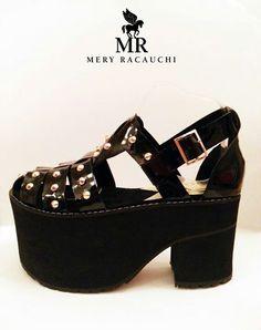 Shoes love Mery Racauchi