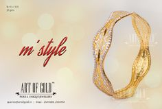 Work or Party, this awesome bangle is super-cool anywhere!