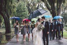 SAVANNAH WEDDINGS - Whitefield Chapel ceremony and Olde Pink House Wedding by Krista Turner Photography, A to Zinnias, Rhonda Martinez Weddings, Lulu's Chocolate Bar, First City Events, Old Savannah Tours