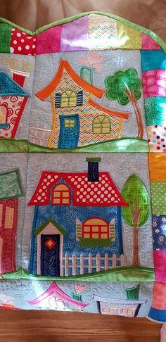 Anita Goodesign, Embroidered Quilts, Advent Calendar, Facebook, Holiday Decor, Home Decor, Decoration Home, Room Decor, Interior Design