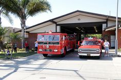 emergency television show photos   EMERGENCY! TV Show Apparatus shoot At LACoFD 127   Flickr - Photo ...