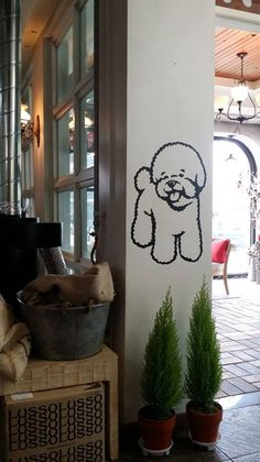 Dog Decal Bichon Frise Vinyl Sticker Decal Good For By PSIAKREW