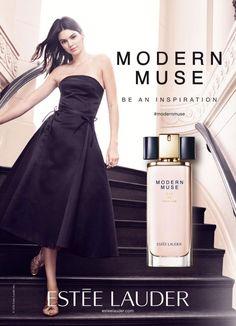 Estee Lauder Modern Muse Kendall Jenner 2016