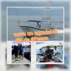 #PescaenVallarta , este fin de semana ven a pescar, diviértete y relájate disfrutando de este tour, es una gran aventura y experiencia de la cual quedaras fascinado!   Lancha Miss Rio II 30 pies en Puerto Vallarta   hasta 6 personas.Visita www.vallartatravelrewards.com , mandanos un correo a vallartarewards@gmail.com o llamanos a! 3221252421 si es larga distancia marca con 045 al inicio. Envíanos un WhatssApp gratis.