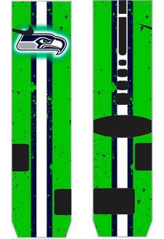Image of Seahawks Elite Socks Elite Shorts, Nike Elite Socks, Nike Socks, Sport Socks, Shoes Sport, Nike Outfits, Sport Outfits, Cool Socks, Awesome Socks