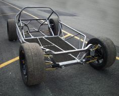 Tube chassis mid-engine