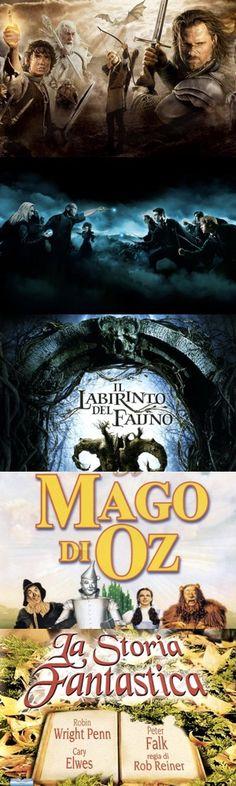Cinque film fantasy da vedere almeno una volta nella vita