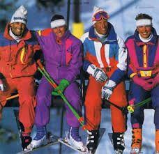 Image result for apres ski 1980s