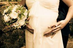Zwangere bruid, beautifull. Picture: Rosemarie Lion Photography